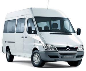 Mercedes Sprinter 4x4 Van