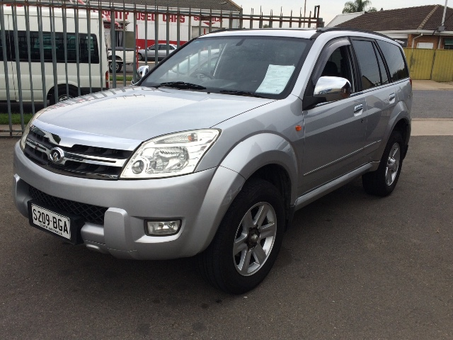 Great Wall X240 Details - Used Vans for Sale in Adelaide and South Australia Adelaide Used Vans