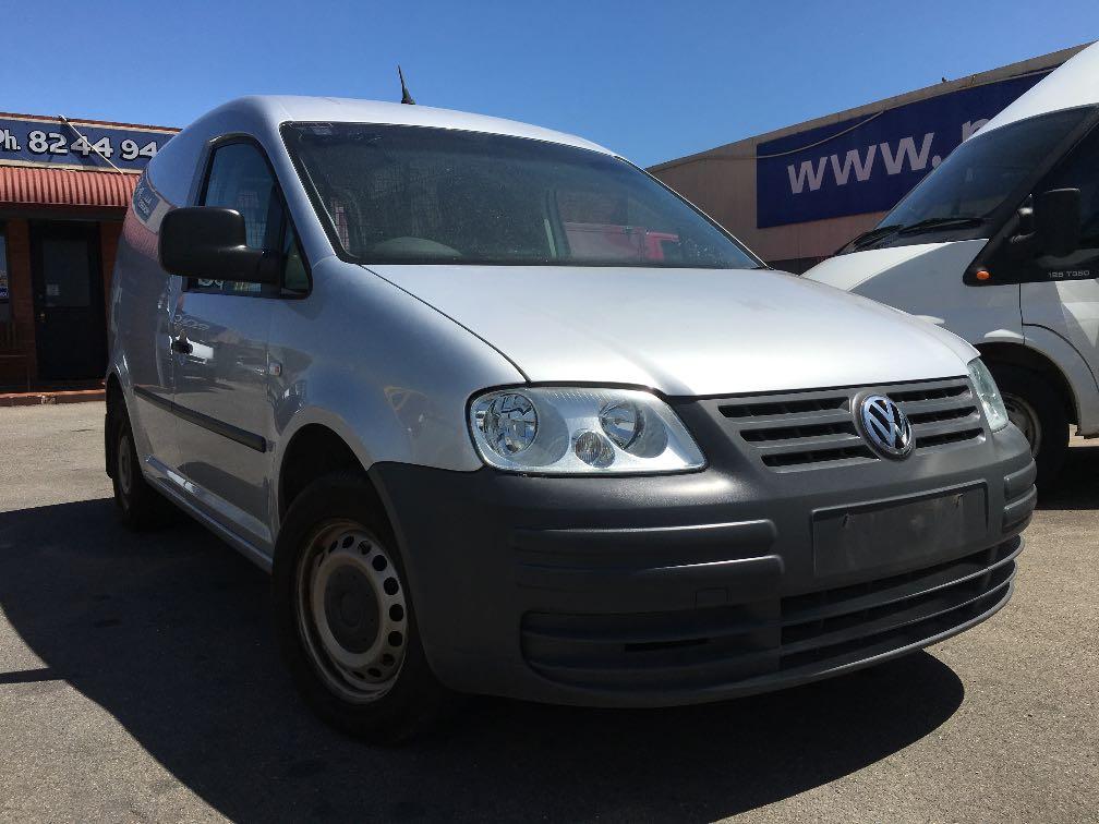 Volkswagen Caddy Details Used Vans In Melbourne And