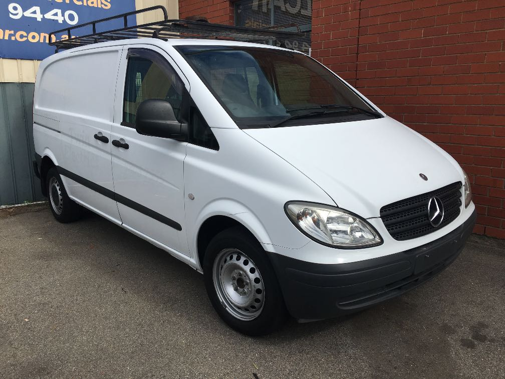 mercedes benz vito details used vans for sale in adelaide and south australia adelaide used vans. Black Bedroom Furniture Sets. Home Design Ideas