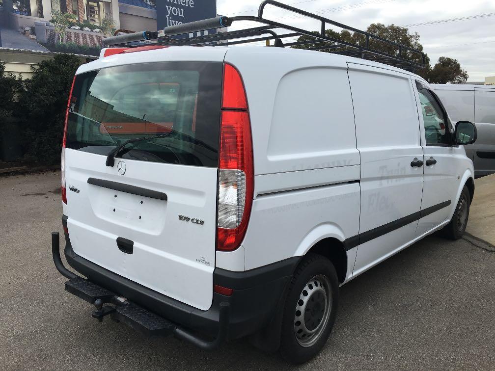 mercedes benz vito details used vans for sale in. Black Bedroom Furniture Sets. Home Design Ideas