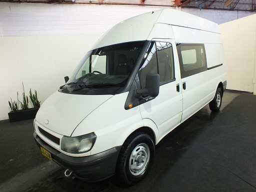 2004 ford transit high roof lwb polcar used vans commercials. Black Bedroom Furniture Sets. Home Design Ideas