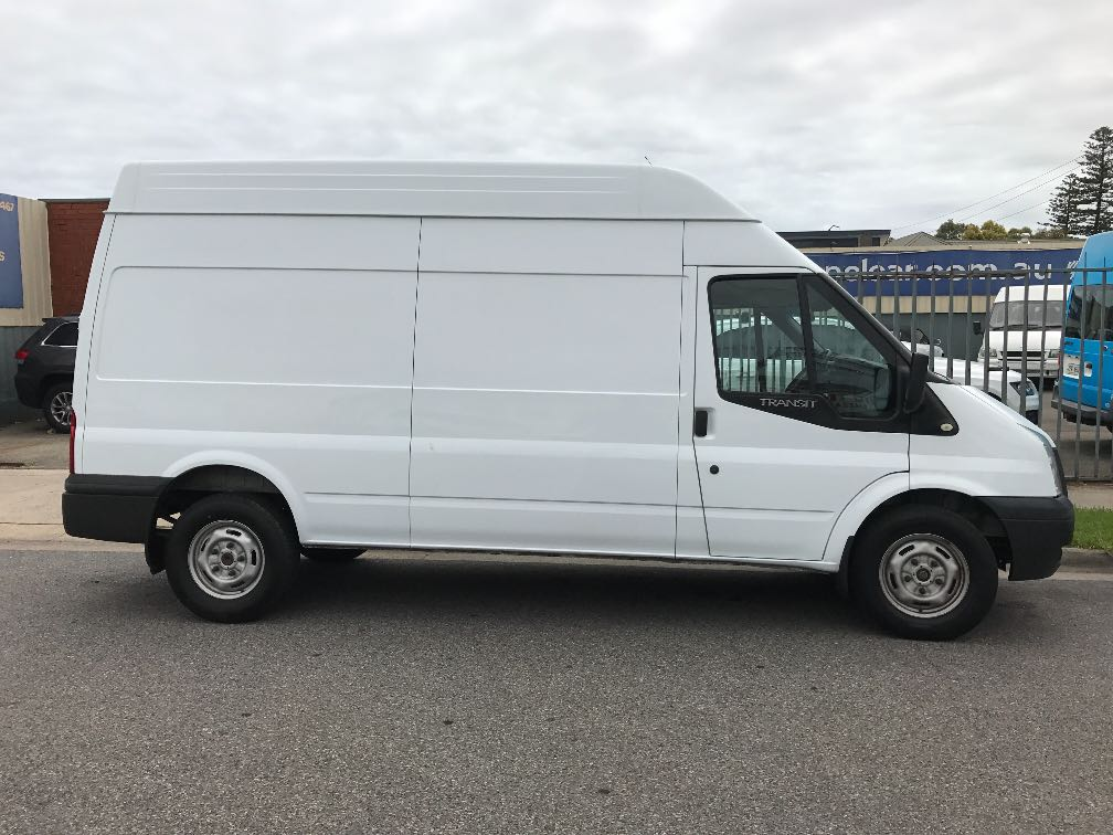 Ford Transit Details Used Vans For Sale In Adelaide And