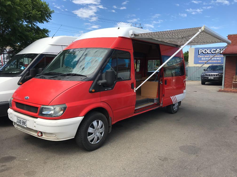 ford transit details used vans in melbourne and victoria. Black Bedroom Furniture Sets. Home Design Ideas