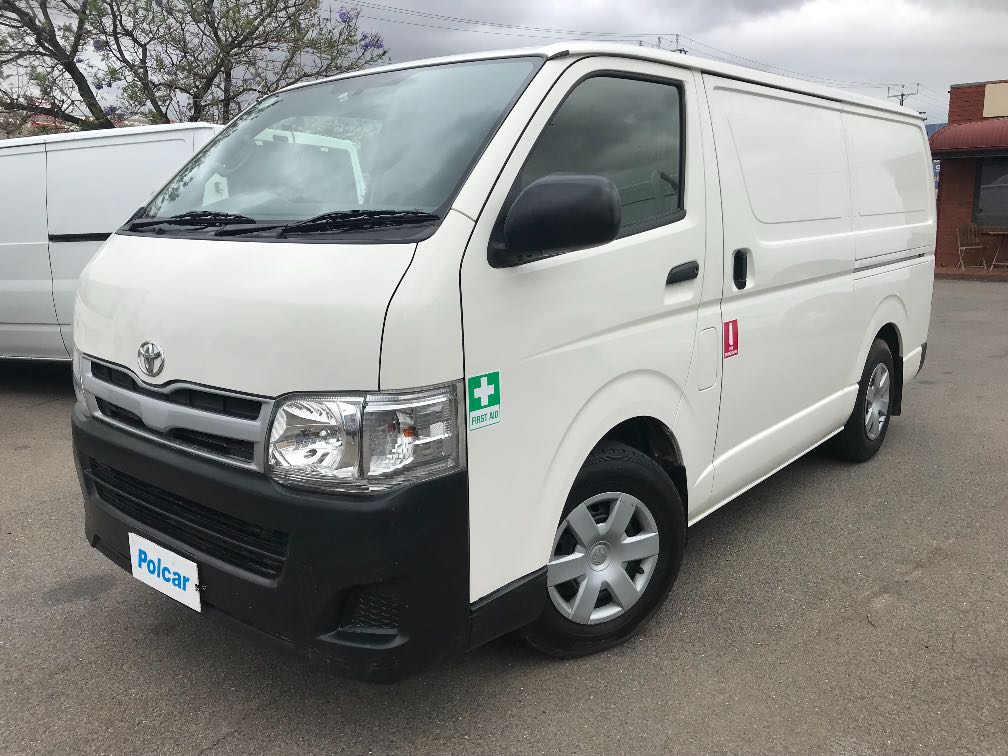 toyota hiace details used vans for sale in adelaide and south australia adelaide used vans. Black Bedroom Furniture Sets. Home Design Ideas