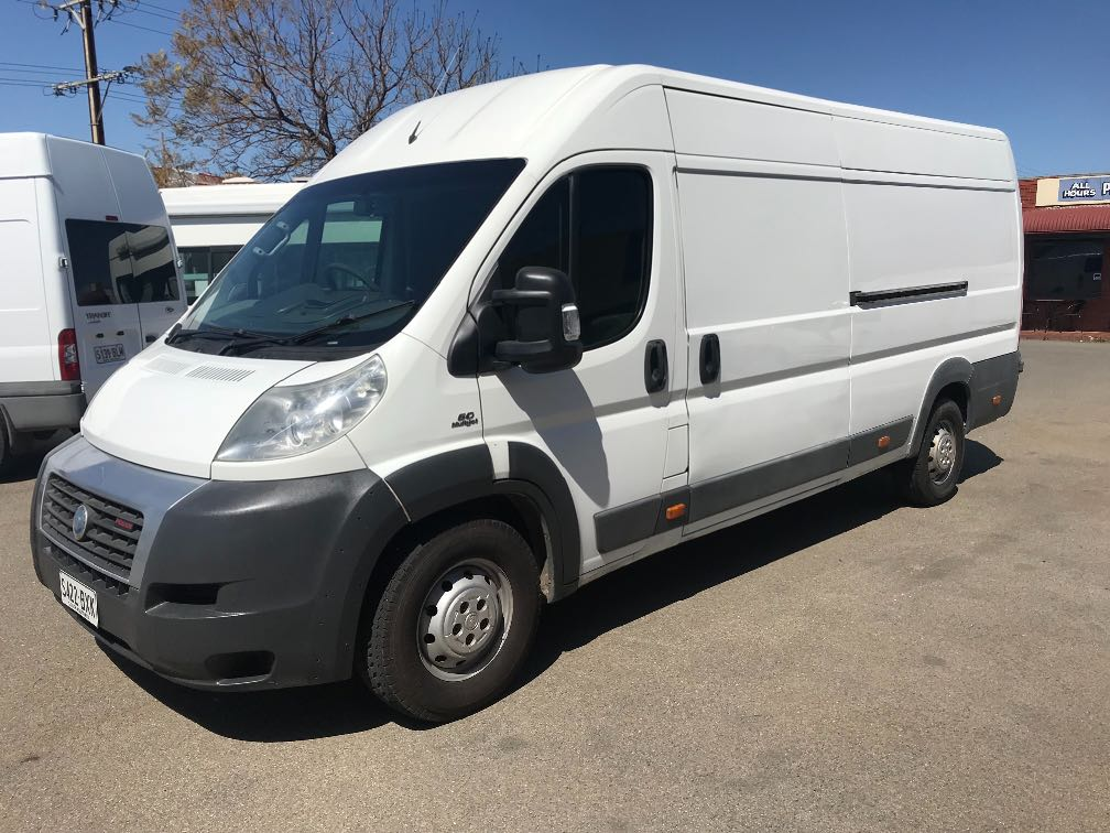 fiat ducato maxi jumbo details used vans in melbourne. Black Bedroom Furniture Sets. Home Design Ideas