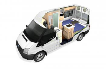 Ford Transit Campervan Conversion