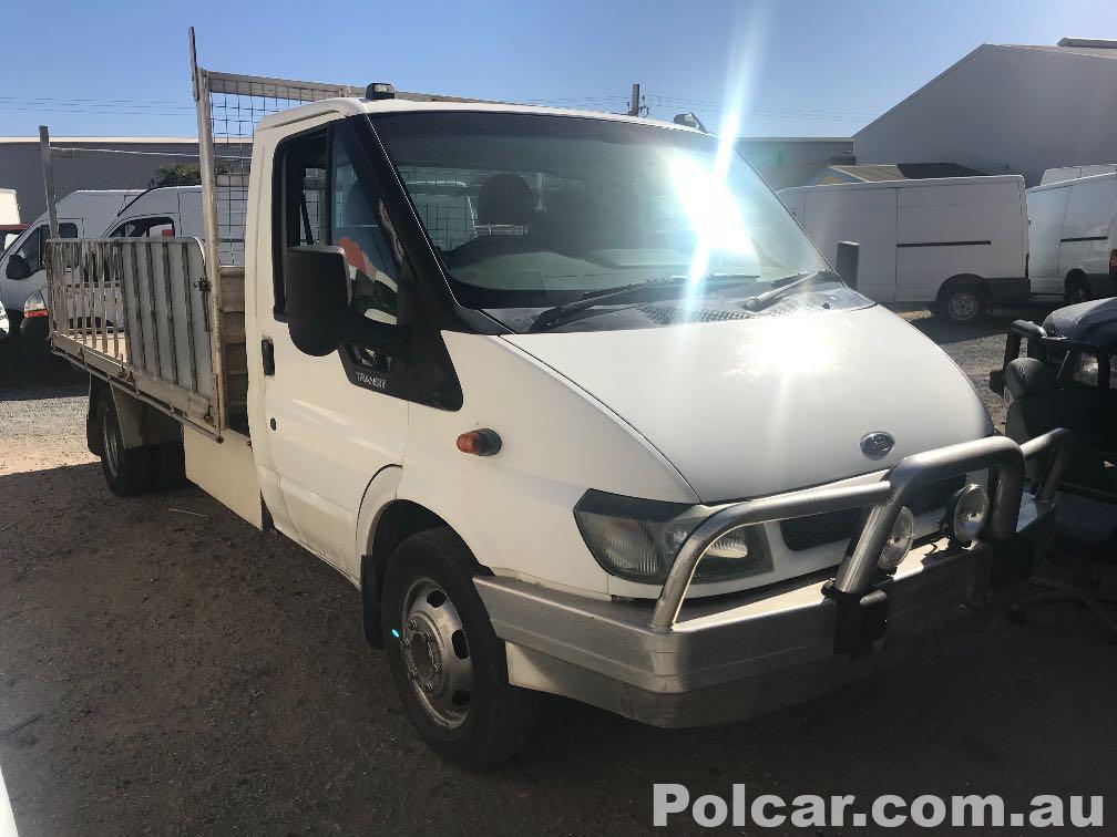 2000 Ford Transit