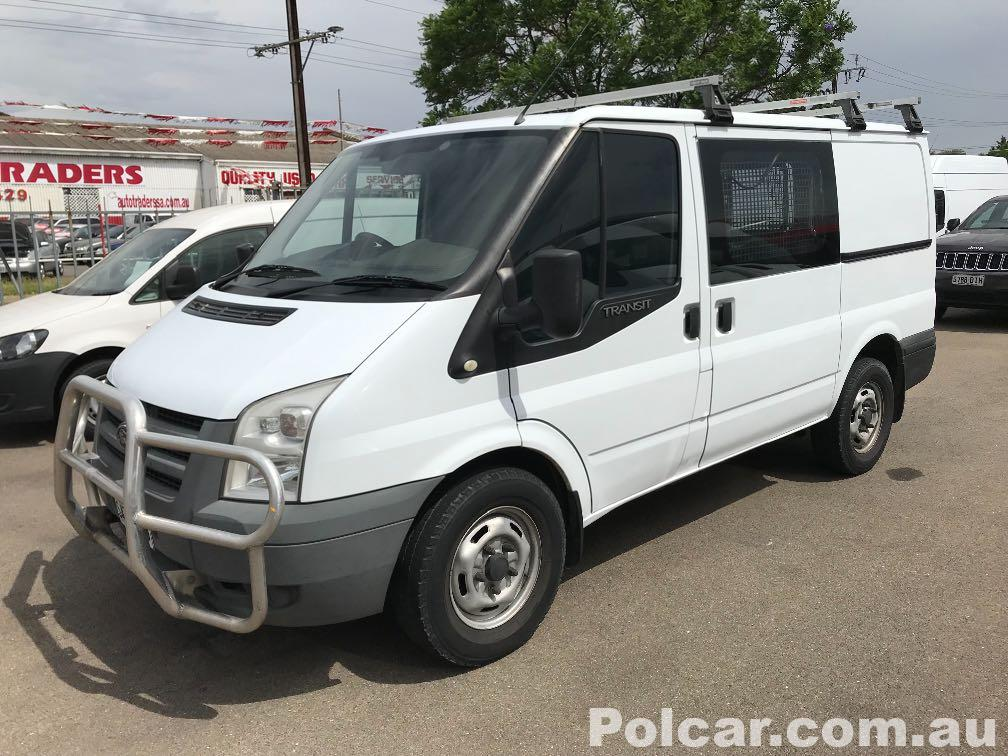 2011 Ford Transit