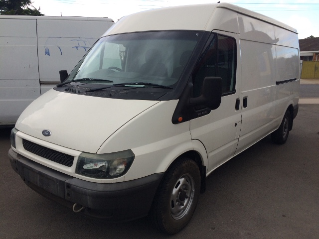 2001 Ford Transit VH Refrigerated LWB