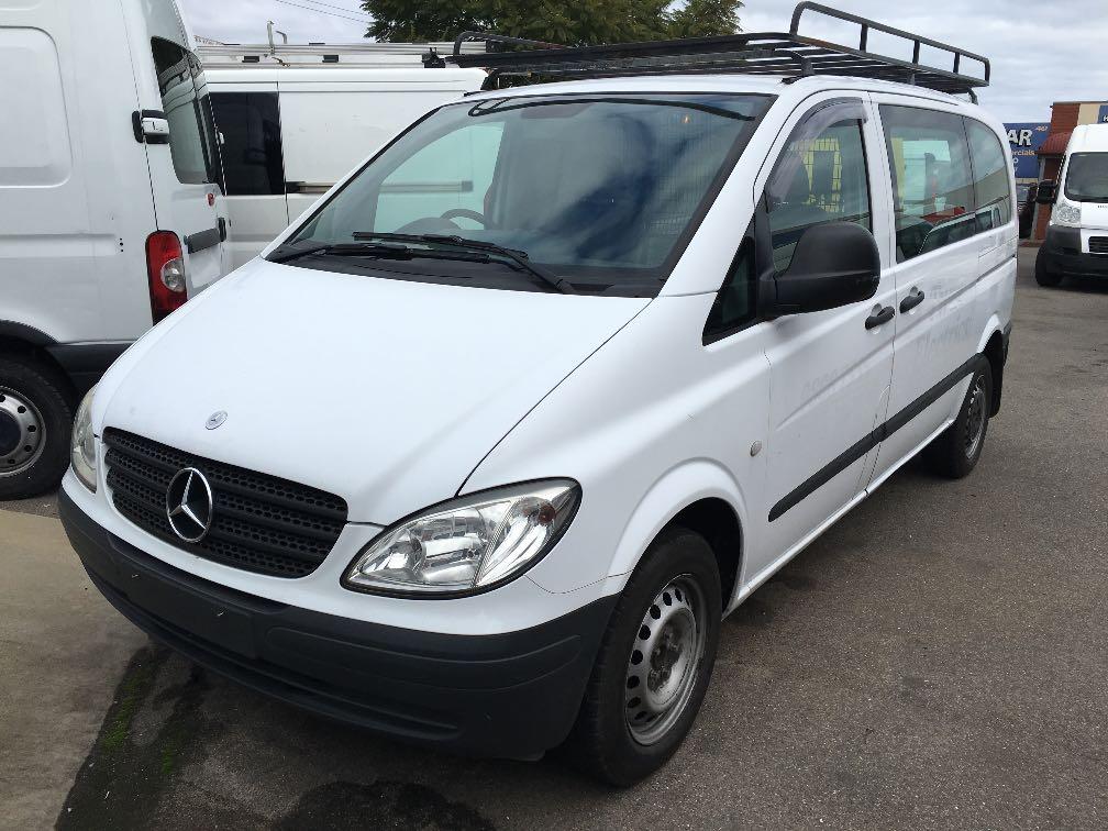 2007 Mercedes-Benz Vito 109CDi - Polcar Used Vans & Commercials