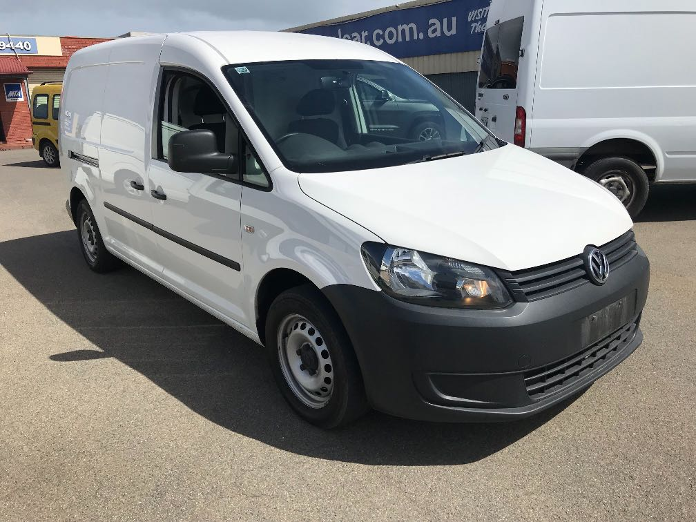 2014 Volkswagen Caddy Maxi Refrigerated
