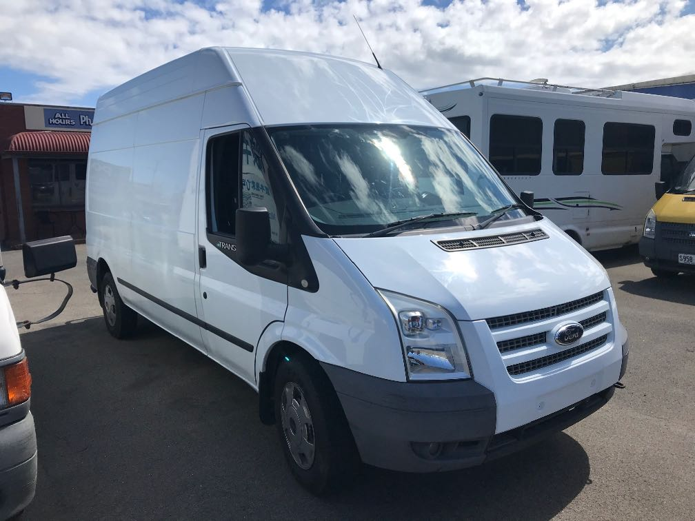 2013 Ford Transit High Roof